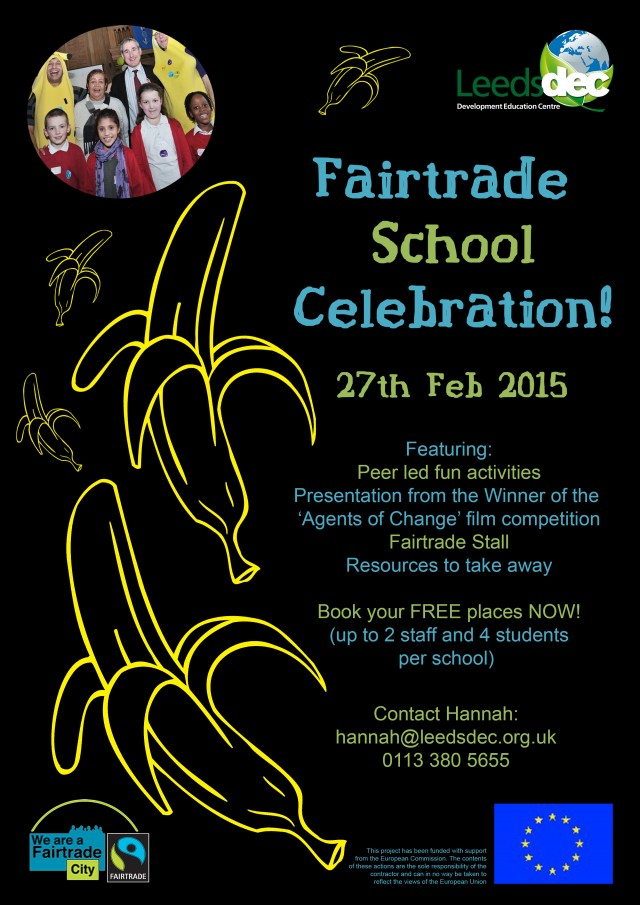 Fairtrade Celebration Feb 2015